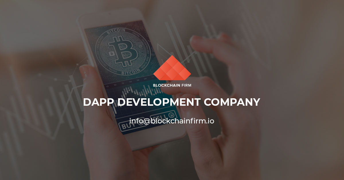 Blockchain DApps Development Services Company - Blockchain Firm